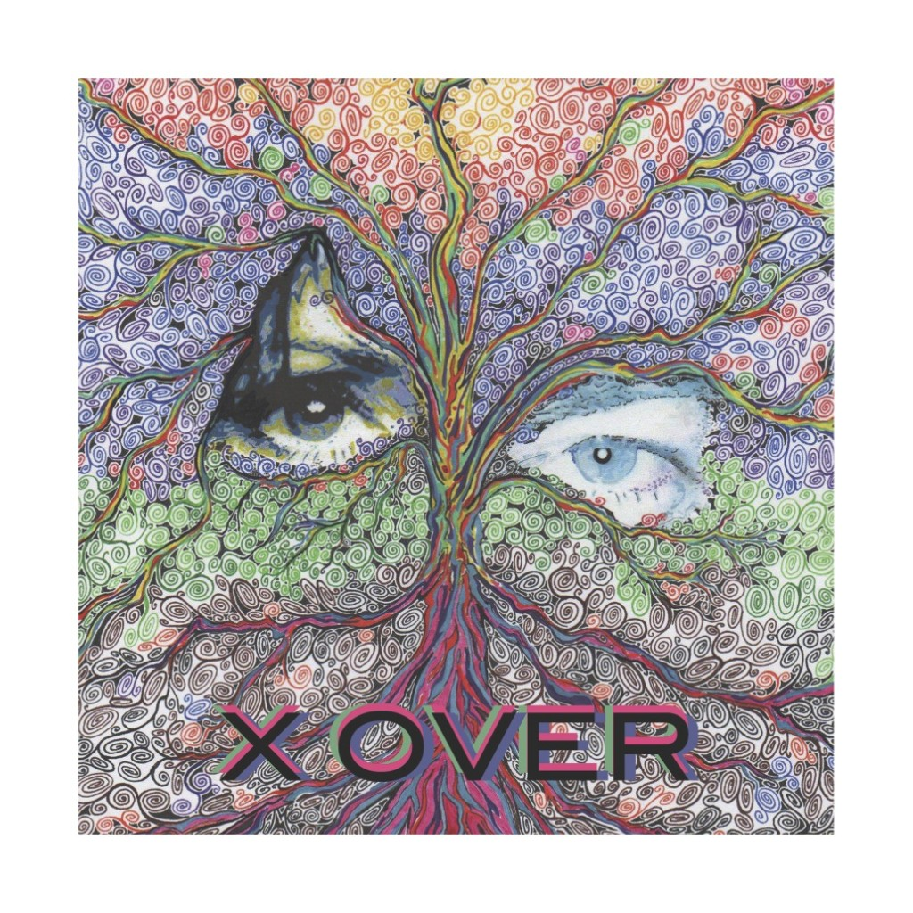 X OVER Cover